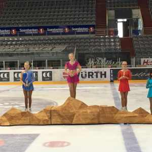 Christina Jensen SKK 2. plass
