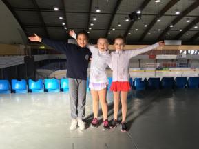 Erika, Hanne og Ane