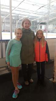 Anna, Danguole og Ane