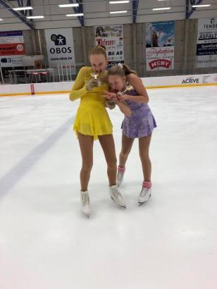 Emma og Isabell