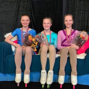 Glade medaljevinnere i Debs