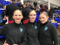 Astri, Tonja og Isabell